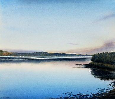 Loch Etive by Eleanor King