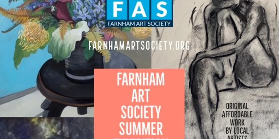 Farnham Art Society Summer Exhibition