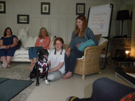 Animal Communication Workshop Review - June 2021
