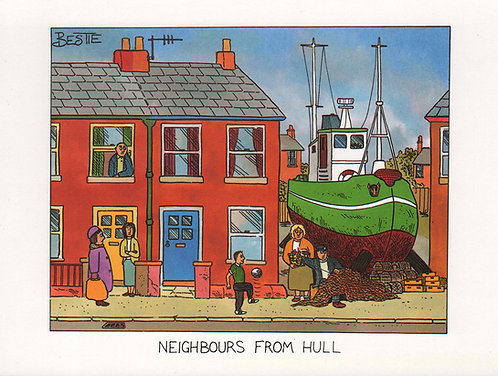 Neighbours from Hull