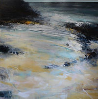 'Secret Cove' by Alison Orchard