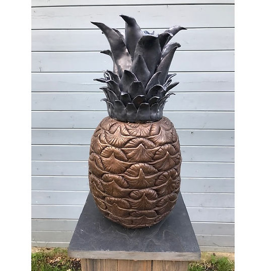Exotic Pineapple