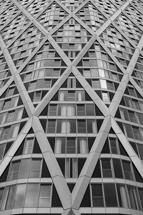 Vertical Existence: Bank Street