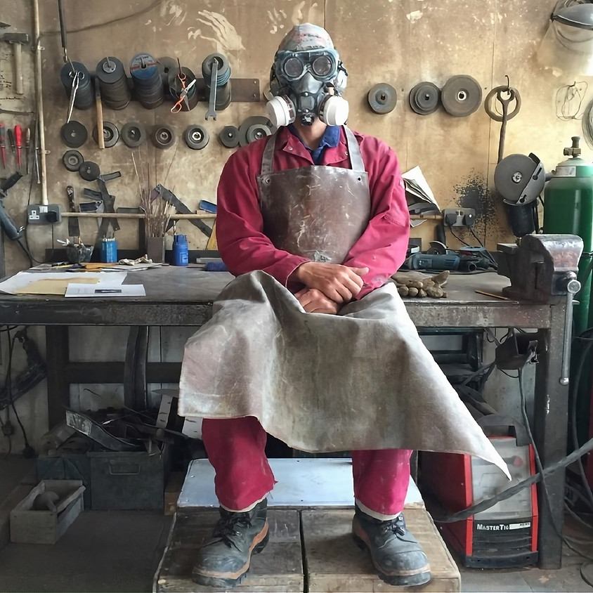 16 Oct - 'Life of a Sculptor' A lecture by Johannes von Stumm PPRBS
