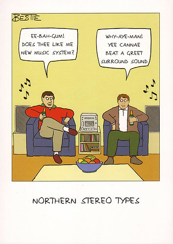 Northern Stereotypes