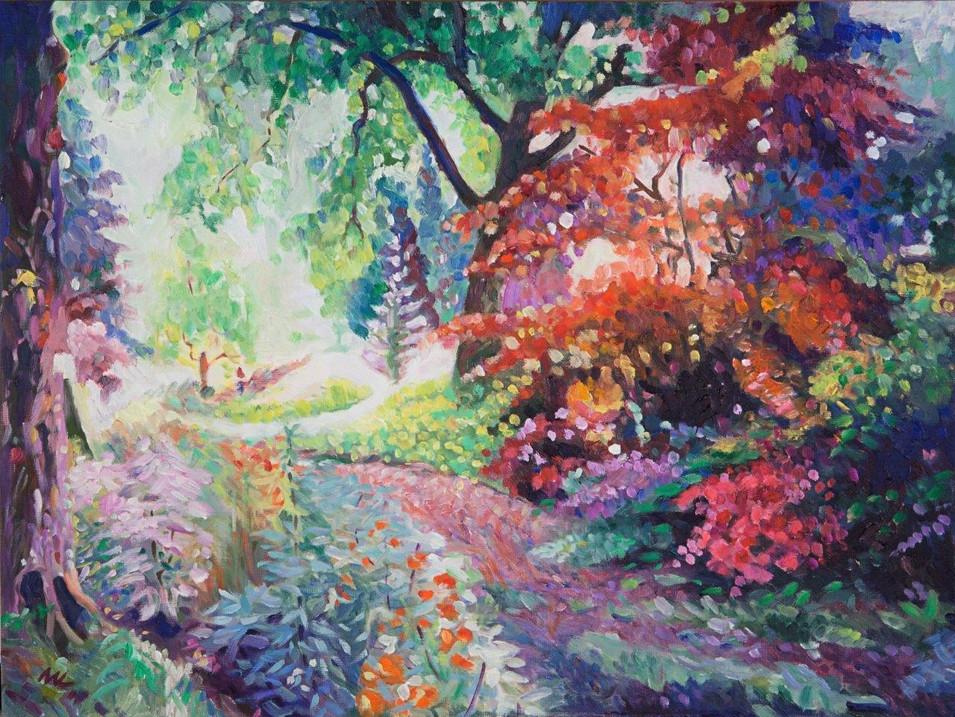 Pathway, Ramster Gardens