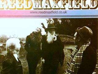 Reed Maxfield Album Launch