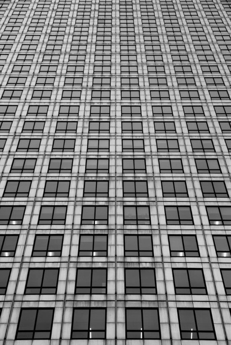 Vertical Existence: Canary Wharf