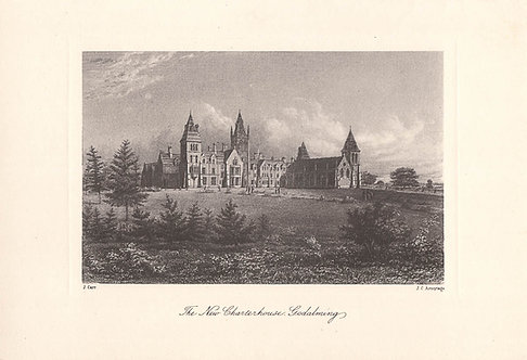 Godalming, Charterhouse - Surrey as it was 100 years ago