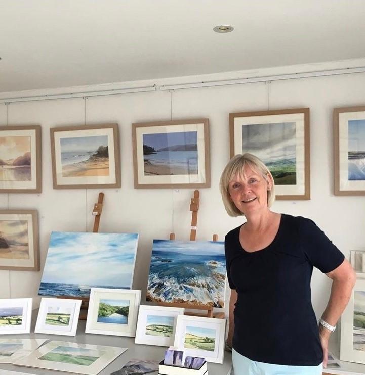 Eleanor King Open Studio. Photo: Maggie Smith