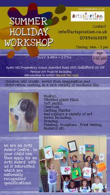 Summer Workshop - Guildford