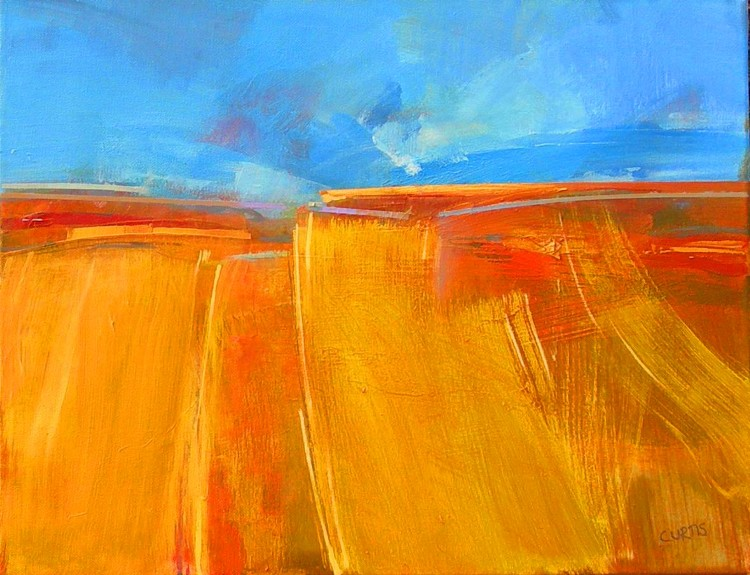 Yellow Fields SOLD