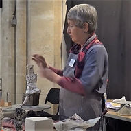 Working with Paperclay Demonstration