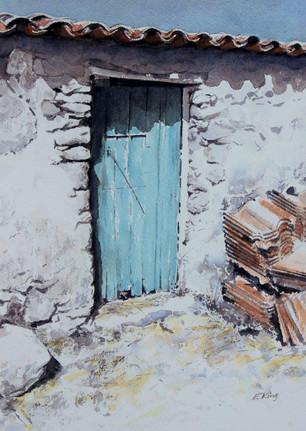 Blue Door SOLD