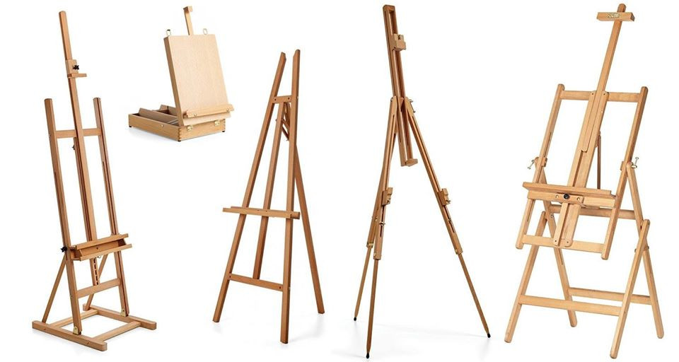 New easels just arrived in stock