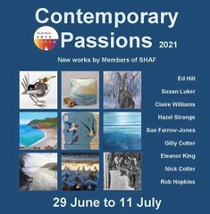 'Contemporary Passions' exhibition