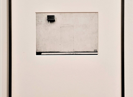 Lewis Baltz and me