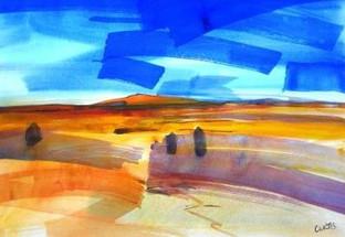 Desert Landscape I