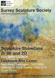 Sculpture Showcase Preparations under way