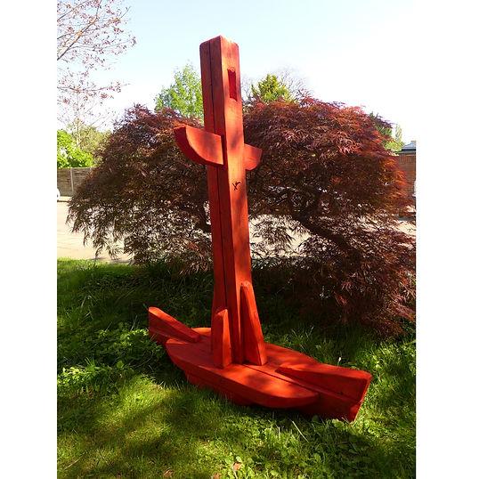 Red Ship - Anchor