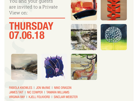 Exhibition: Clyde & Co for Guildford Arts