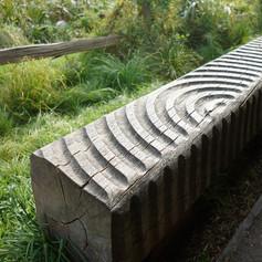 Ripple Bench Woodhatch