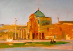 Yadz, Iran