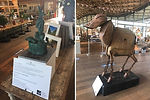 SSS Sculptors selected for first Sculpture Residency at Savill Garden