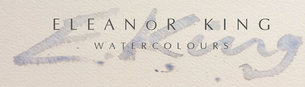 Eleanor King Watercolurs