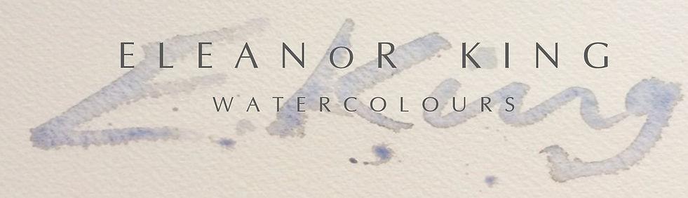 Eleanor King Watercolurs