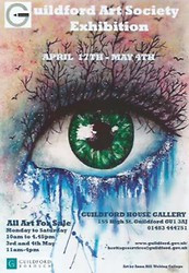 Guildford Art Society Exhibition Spring 2015