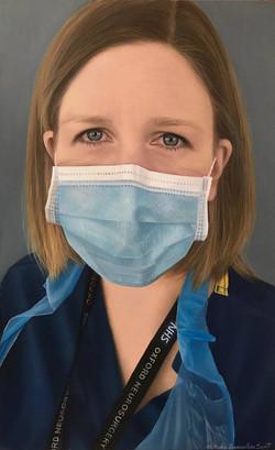 Carly, NHS Hero
