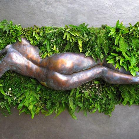 The Prize Sculpture