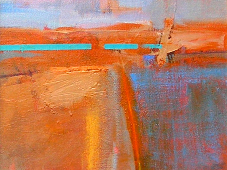 Introduction and Development of Abstract Painting Workshop