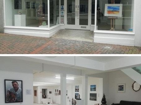 New Gallery opening in Central Guildford