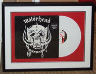 Motorhead White Vinyl