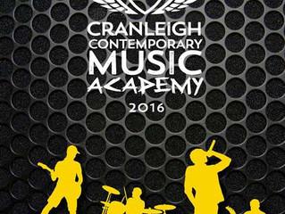 Contemporary Music Academy 2016