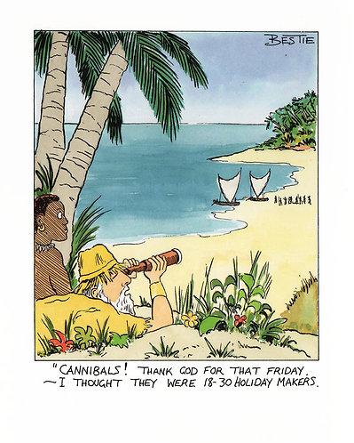 Cannibals!