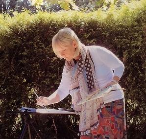 Eleanor King Watercolour Artist