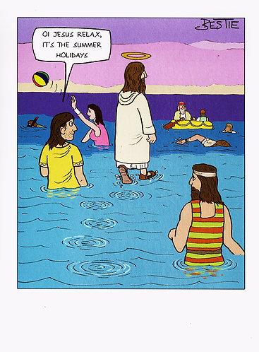 Relax Jesus