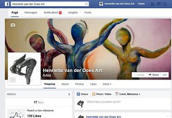 Facebook page now LIVE