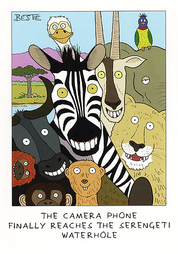 Serengeti Cameraphone