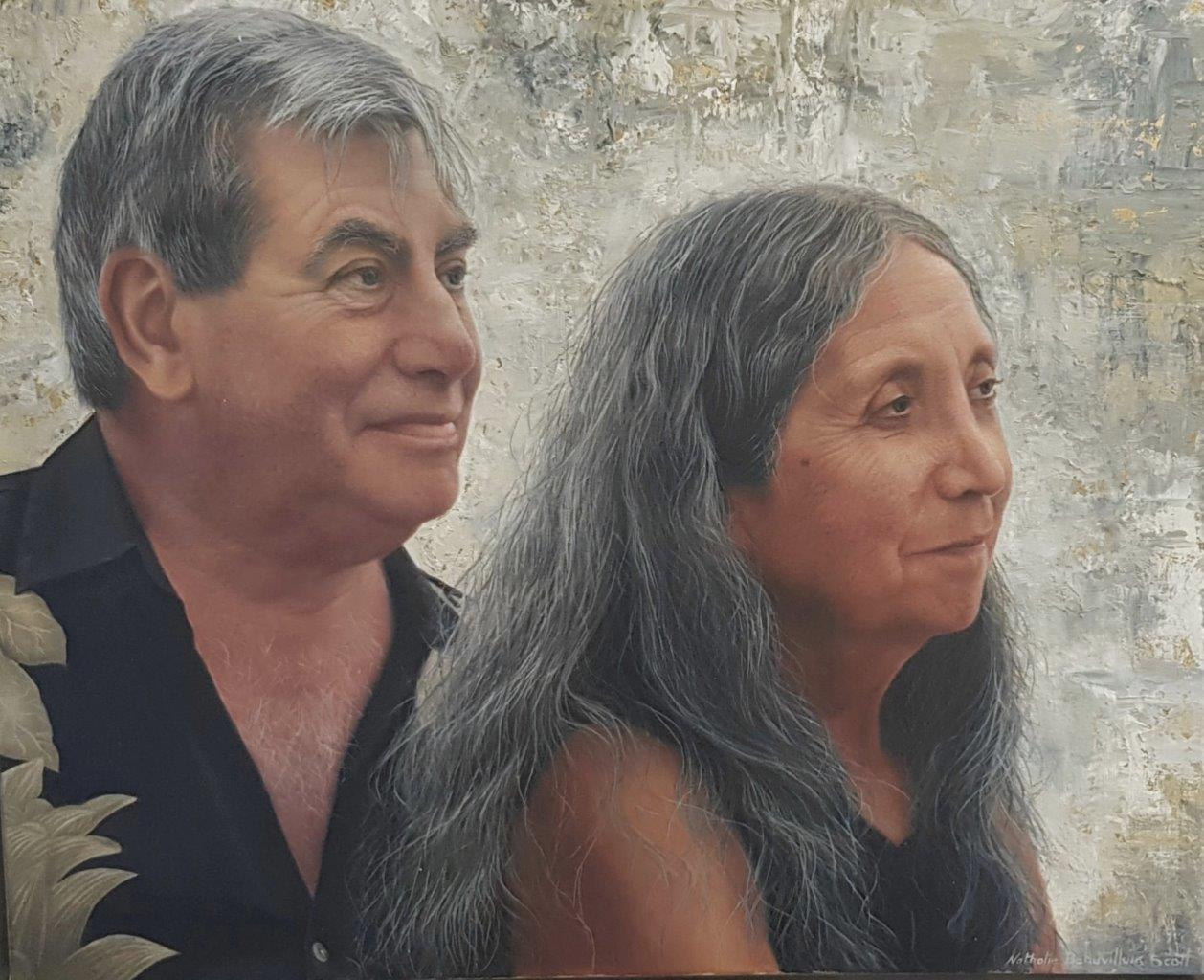 Malcolm & Vivienne