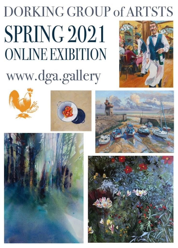 Dorking Group of Artists Spring 2021 Exhibition