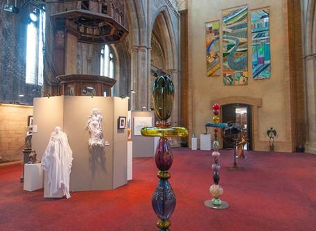 SSS gets ready for Landmark Sculpture Showcase 3-5 Nov
