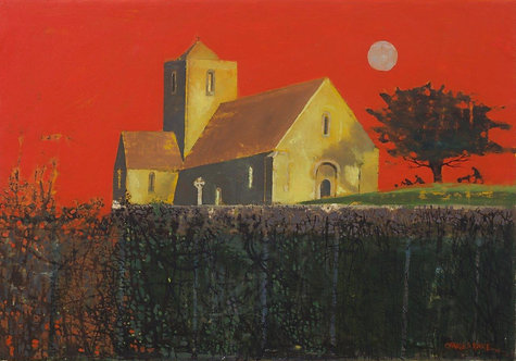 Church with Figures