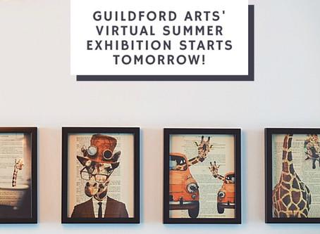 Guildford Arts Virtual Summer Exhibition