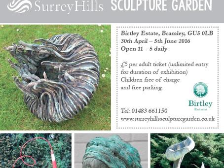 Surrey Hills Sculpture Garden opens