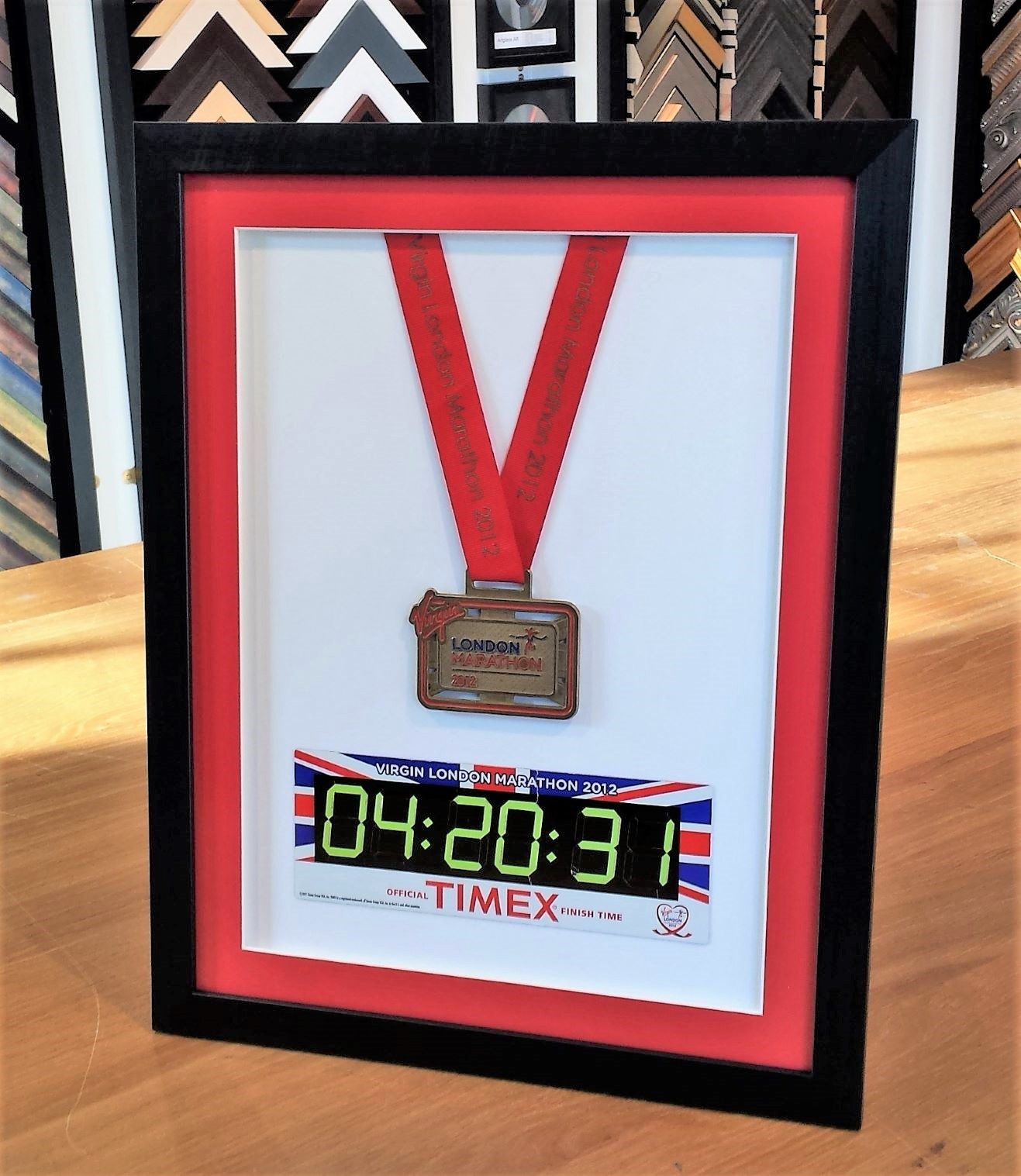 London Marathon Medal
