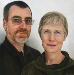 Richard and Saskia